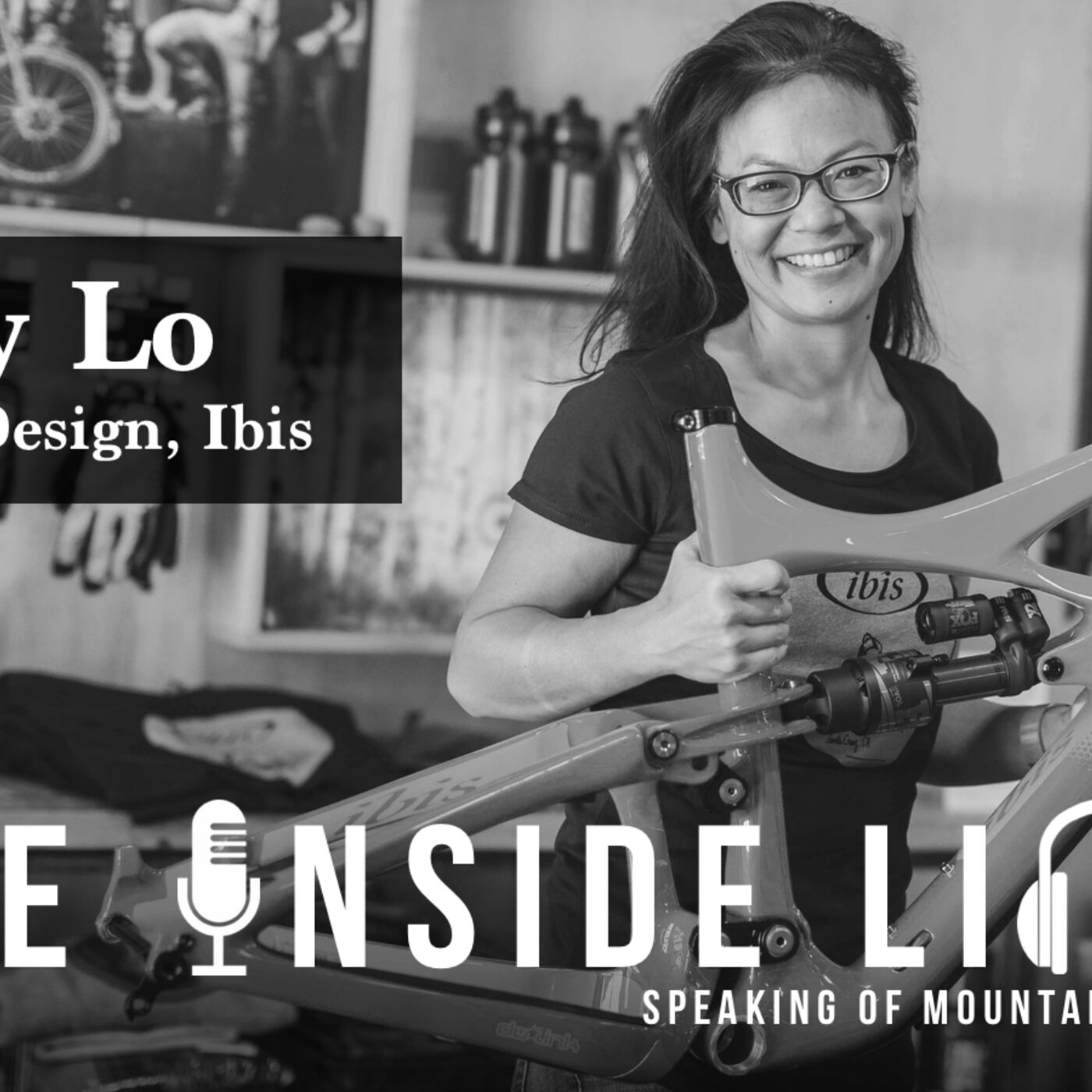 Roxy Lo, Ibis Cycles Industrial Designer - The Inside Line Podcast
