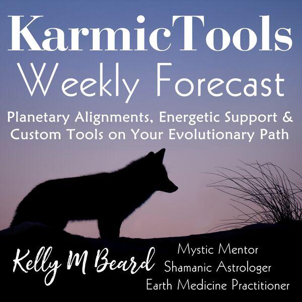 KarmicTools Forecast ~ Weekly Podcast Podcast Artwork Image