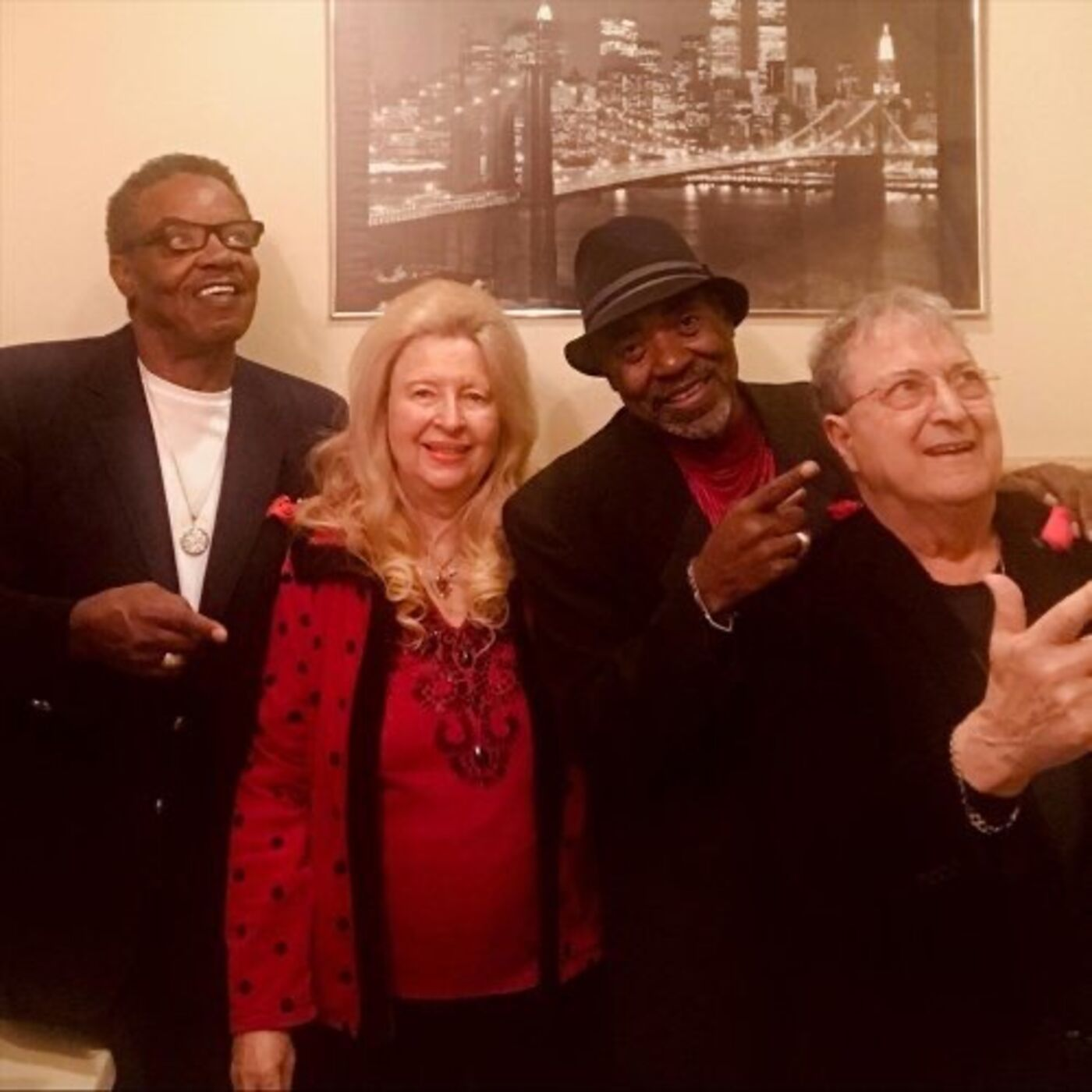 "TBMSRadio Interview with ""Donte & The Whiteheads"" with Donte, Susan, Gary, & Ronnie"