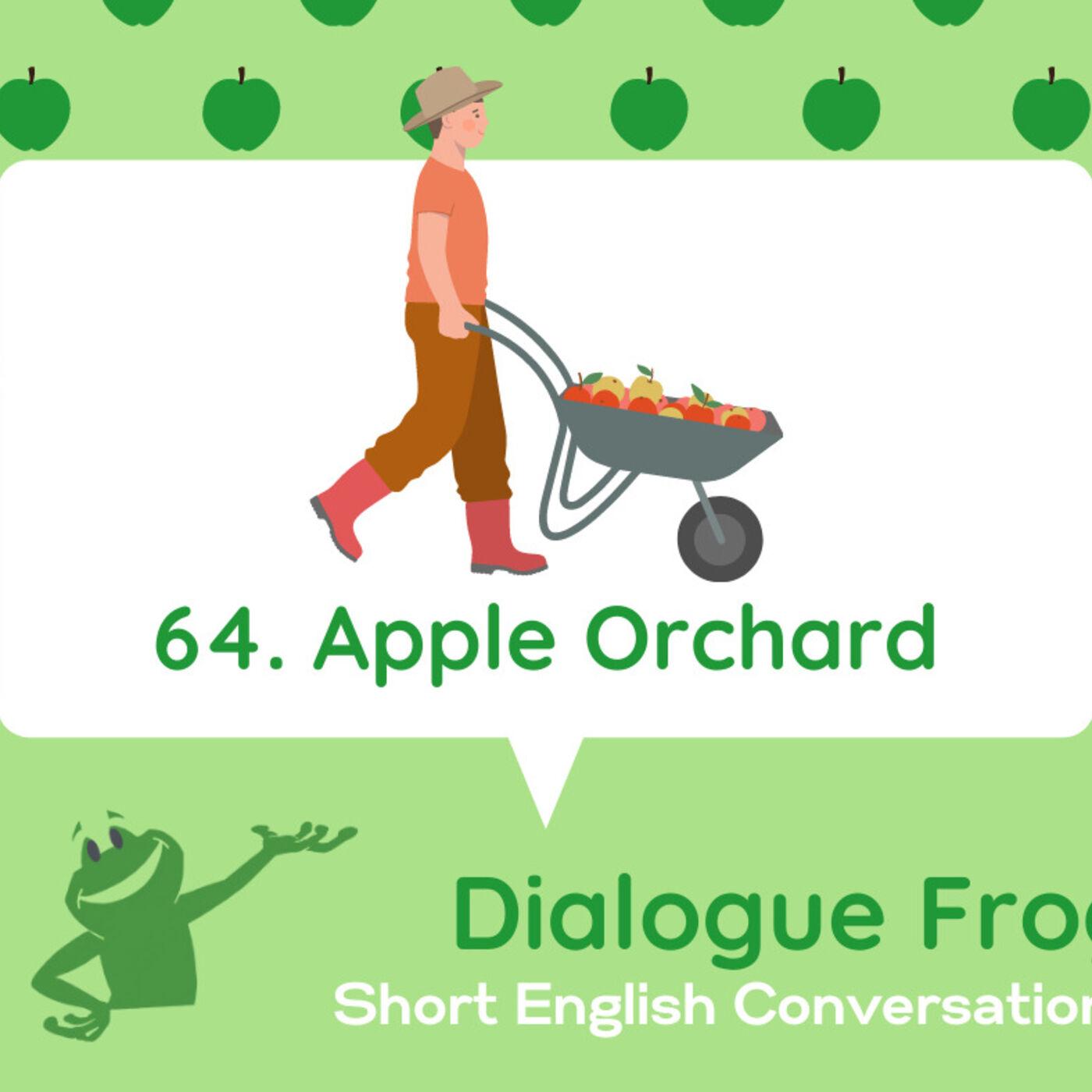 064 Apple Orchard – Free English Listening Practice