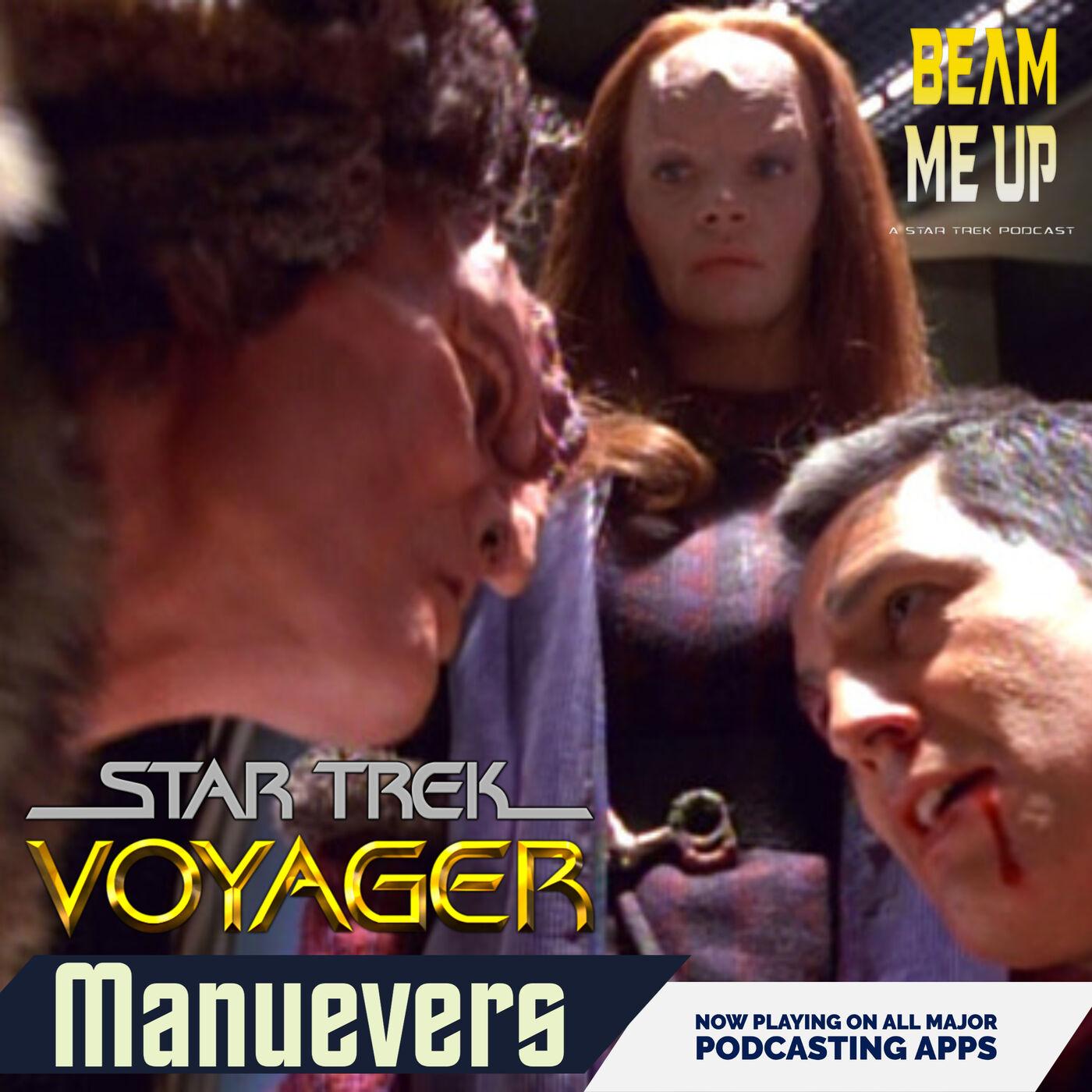 Star Trek: Voyager   Maneuvers