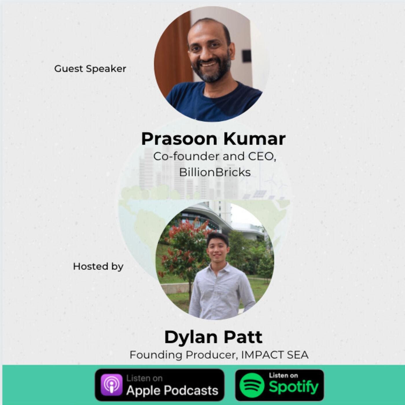 Reimagining the Housing Industry  - Prasoon Kumar, BillionBricks