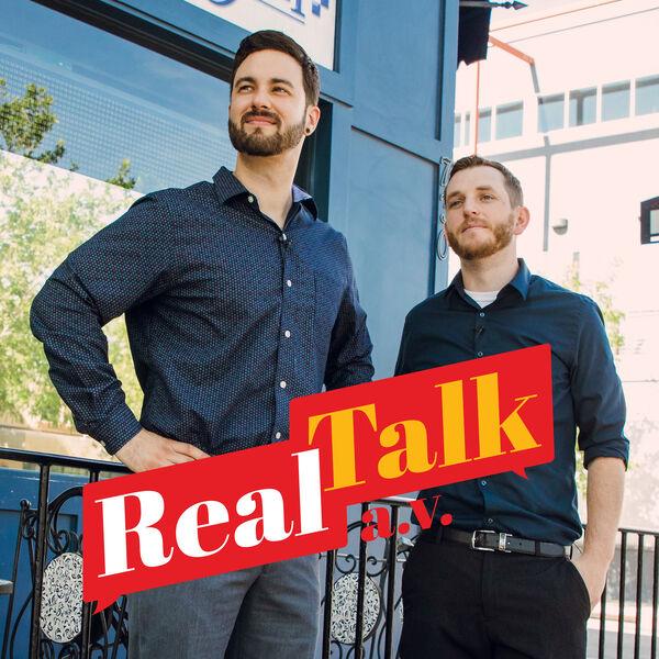 Real Talk AV Podcast Artwork Image