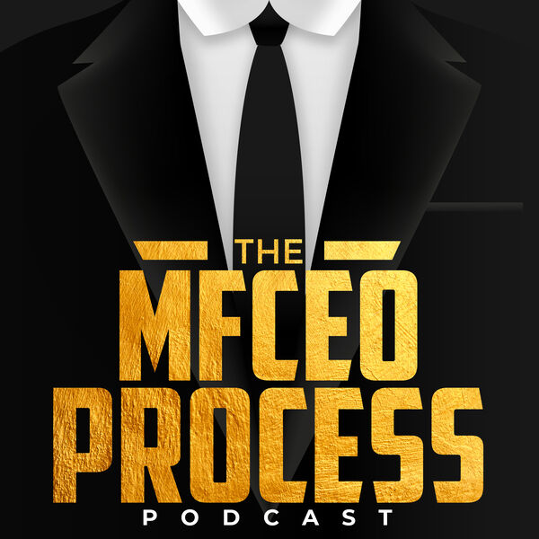 The CEO Process  Podcast Artwork Image
