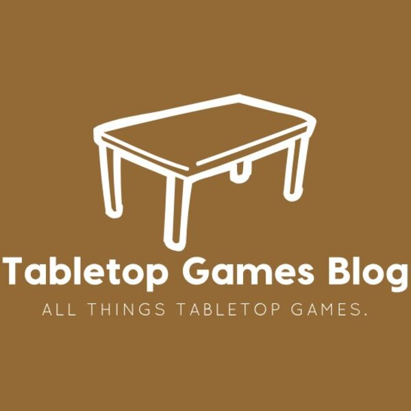 Tabletop Games Blog Podcast Artwork Image