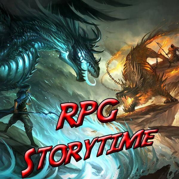 RPG Storytime Podcast Artwork Image