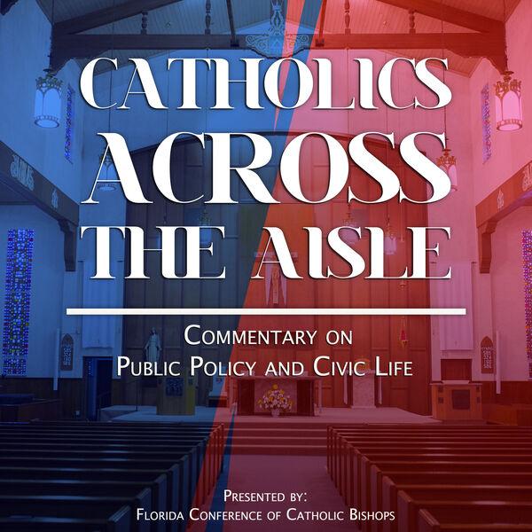 Catholics Across the Aisle Podcast Artwork Image