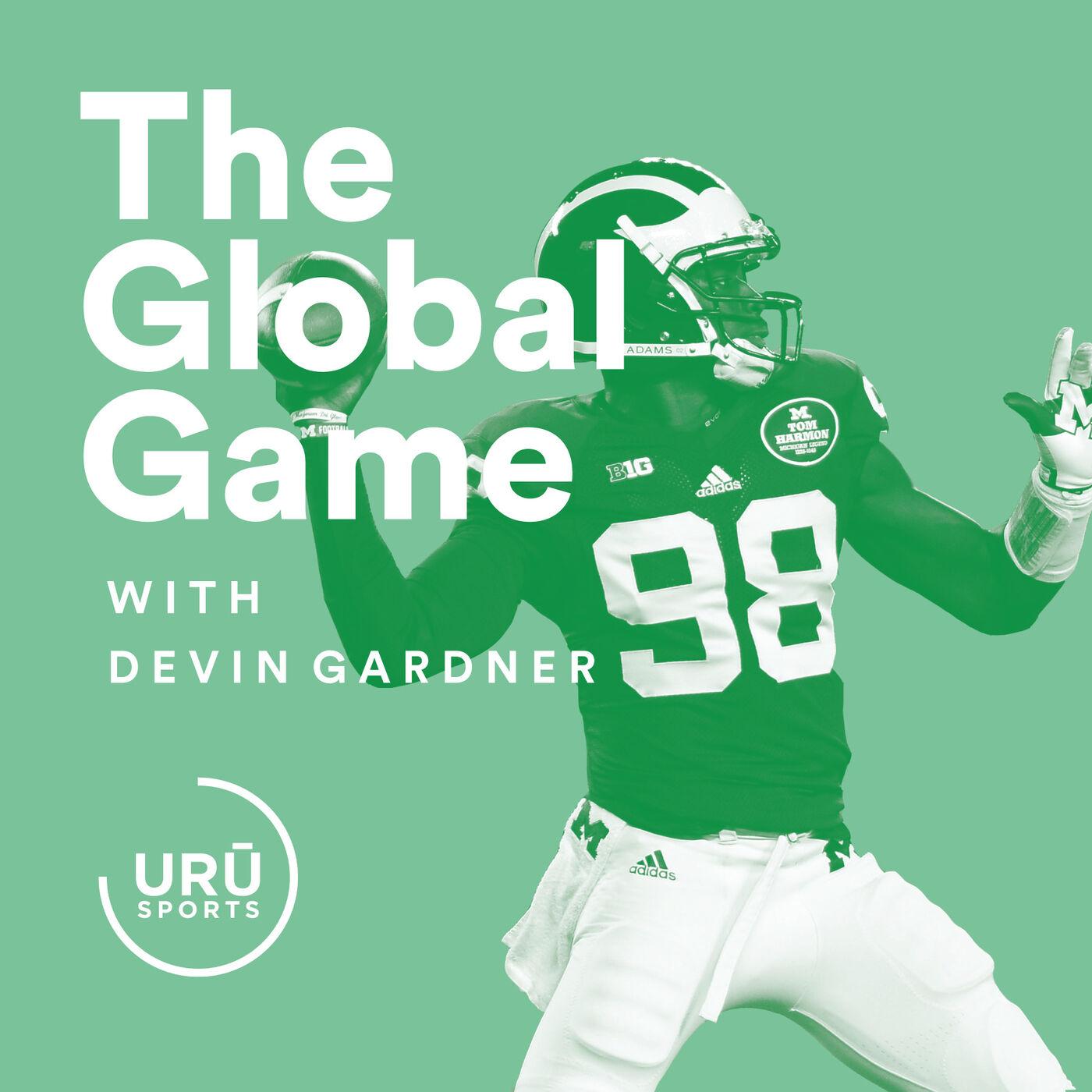 Devin Gardner | Football in Japan?