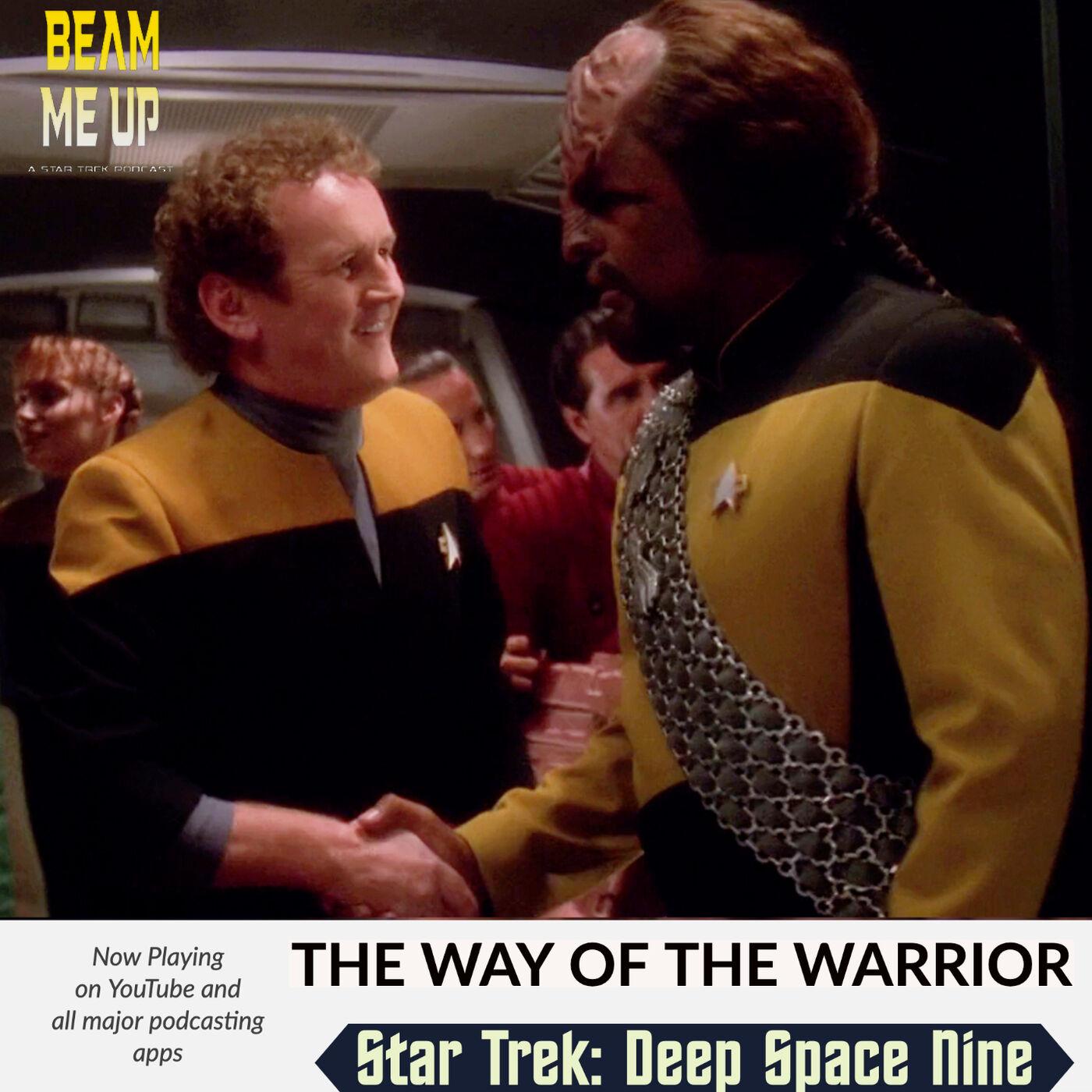 Star Trek: Deep Space Nine   The Way of the Warrior