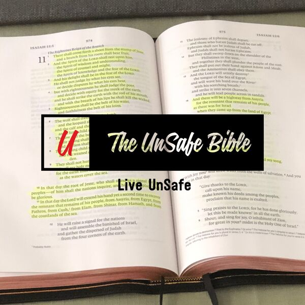 The UnSafe Bible Podcast Artwork Image