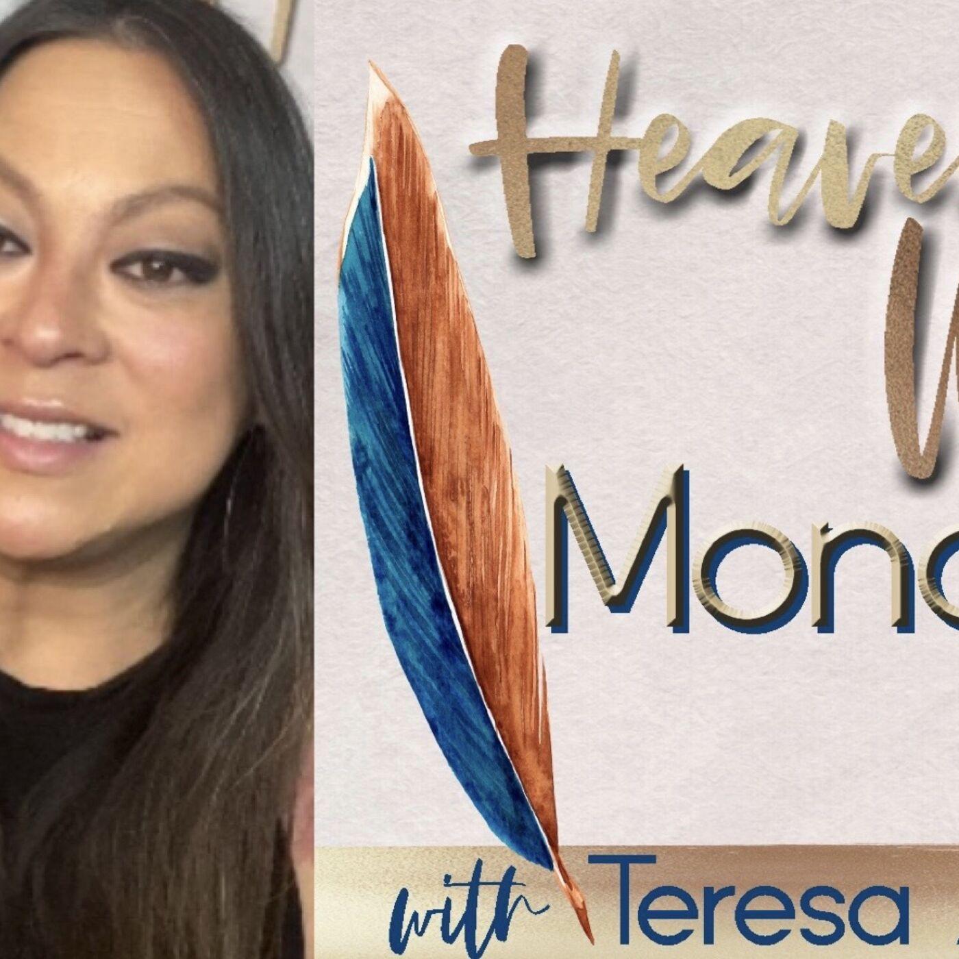 HEAVENLY WIT MONDAY   BLIND FAITH?