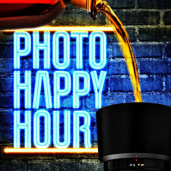 Photo Happy Hour Podcast Artwork Image