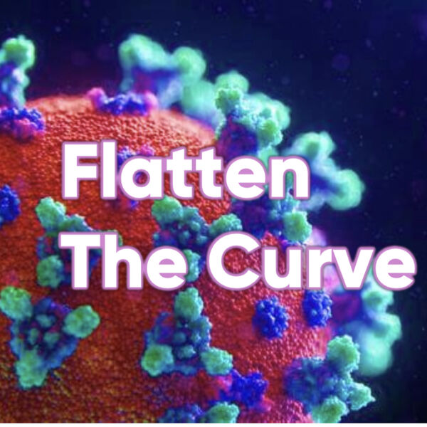 Flatten the Curve Podcast Artwork Image