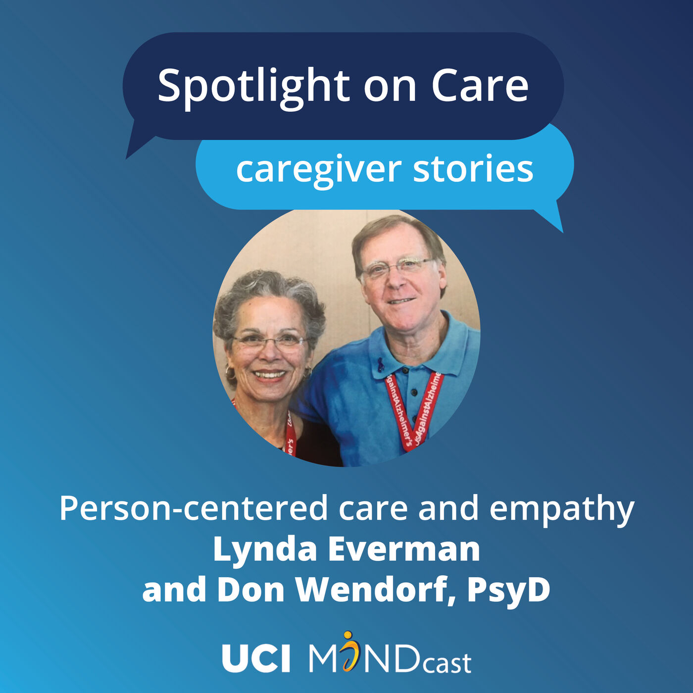 Person-Centered Care and Empathy with Lynda Everman and Don Wendorf