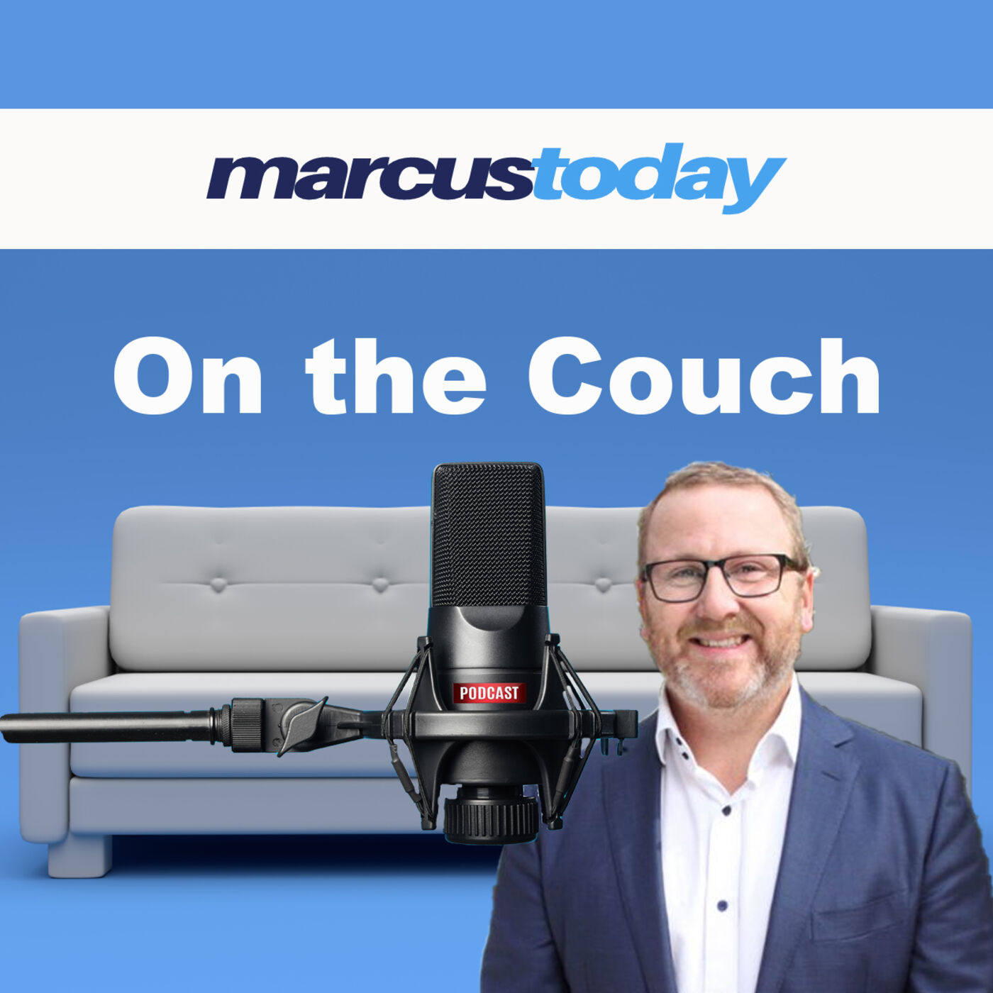 On the Couch with Henry Jennings and Greg McKenna CEO of the Police Bank