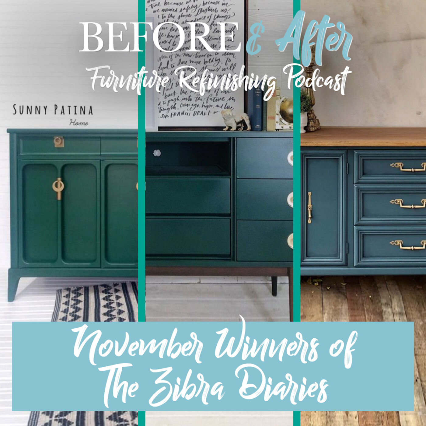November's Zibra Diaries Themed Contest was Jewel Tones…the winners discuss their colorful pieces and more!
