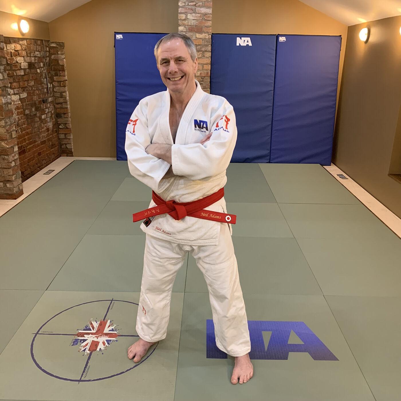 Neil Adams -  (Part 2)  World Judo Champion with Niki Adams 1996 Olympian