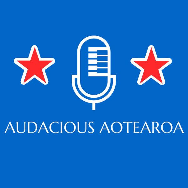 Audacious Aotearoa  Podcast Artwork Image