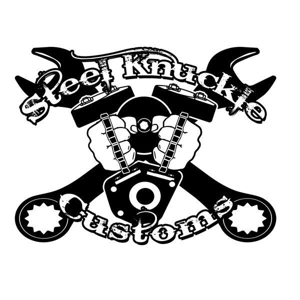 Steel Knuckle Customs Motorcycle Shop Talk Podcast Artwork Image