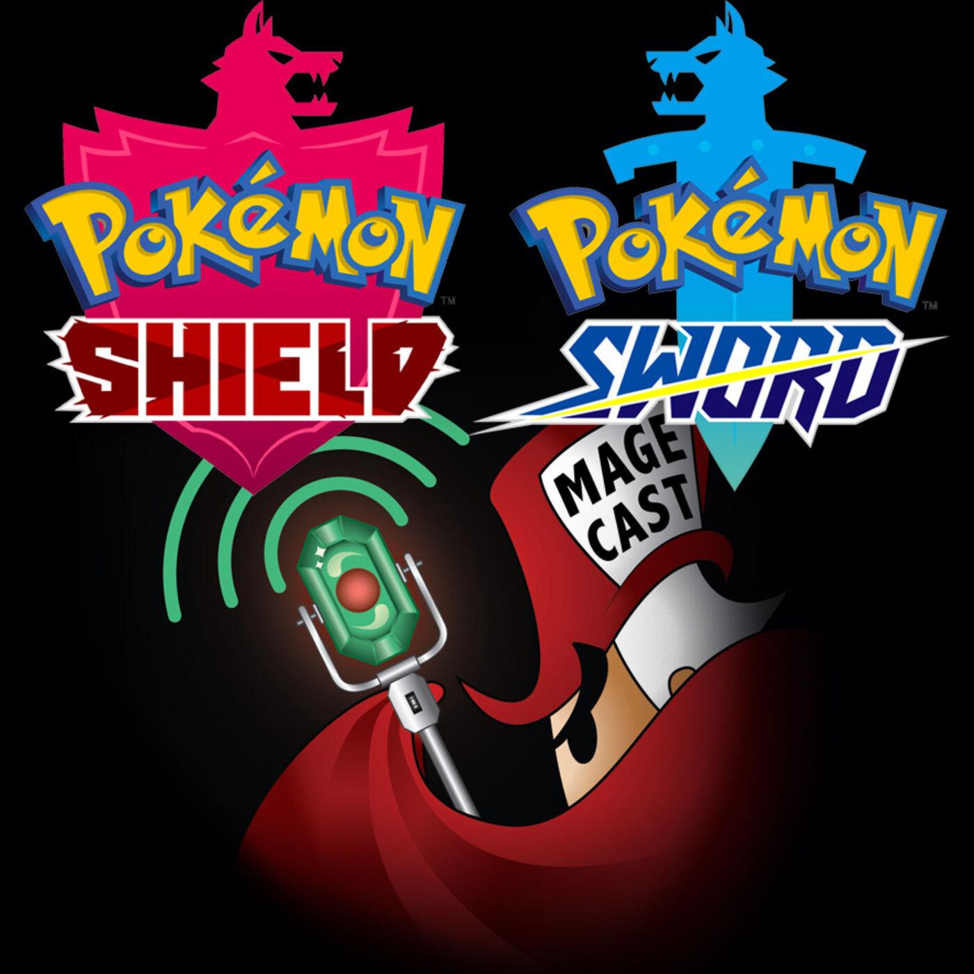 "#040 - ""Galarian Omissions"" (Pokemon Sword/Shield)"