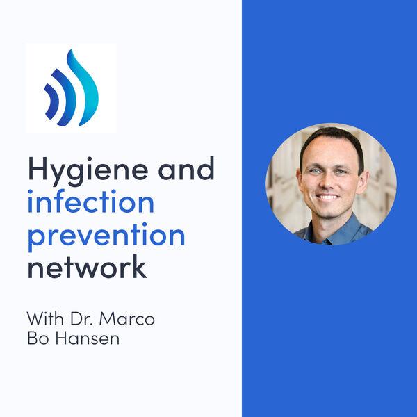 Hygiene & infection prevention network Podcast Artwork Image