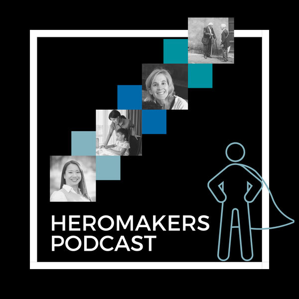 Heromakers Podcast Podcast Artwork Image