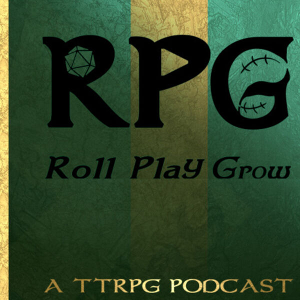 Roll Play Grow Podcast Artwork Image