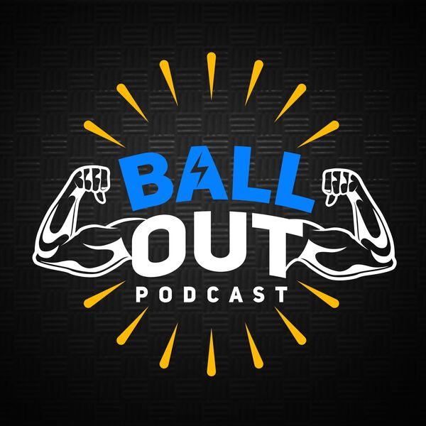 Ball Out Dodgeball  Podcast Artwork Image