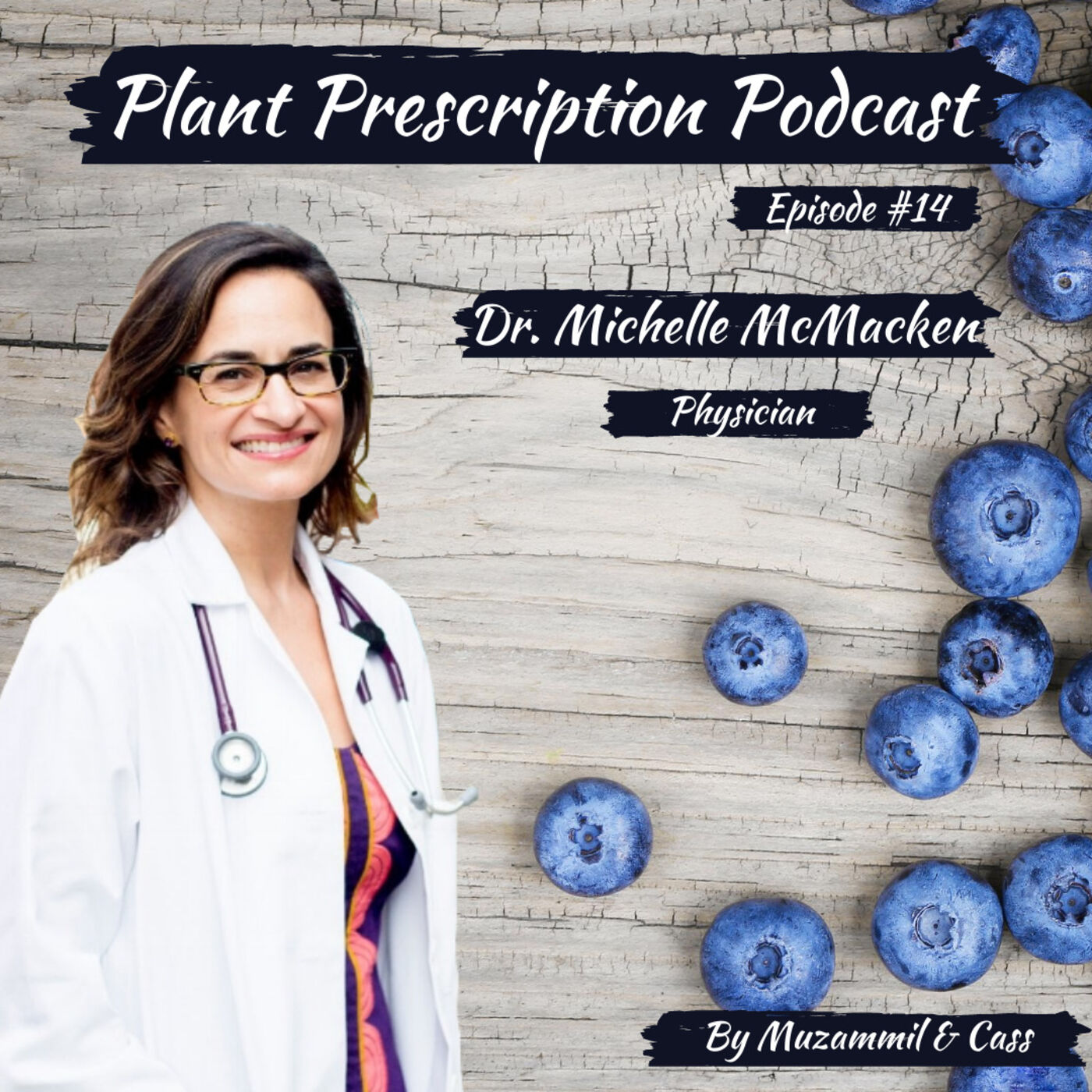 Cholesterol and saturated fat, keeping healthy eating inexpensive, and practicing Lifestyle Medicine with Dr. Michelle McMacken