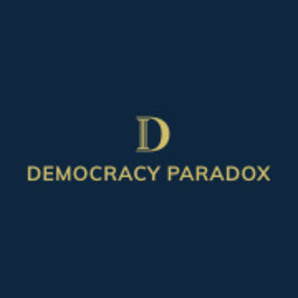 Democracy Paradox Podcast Artwork Image