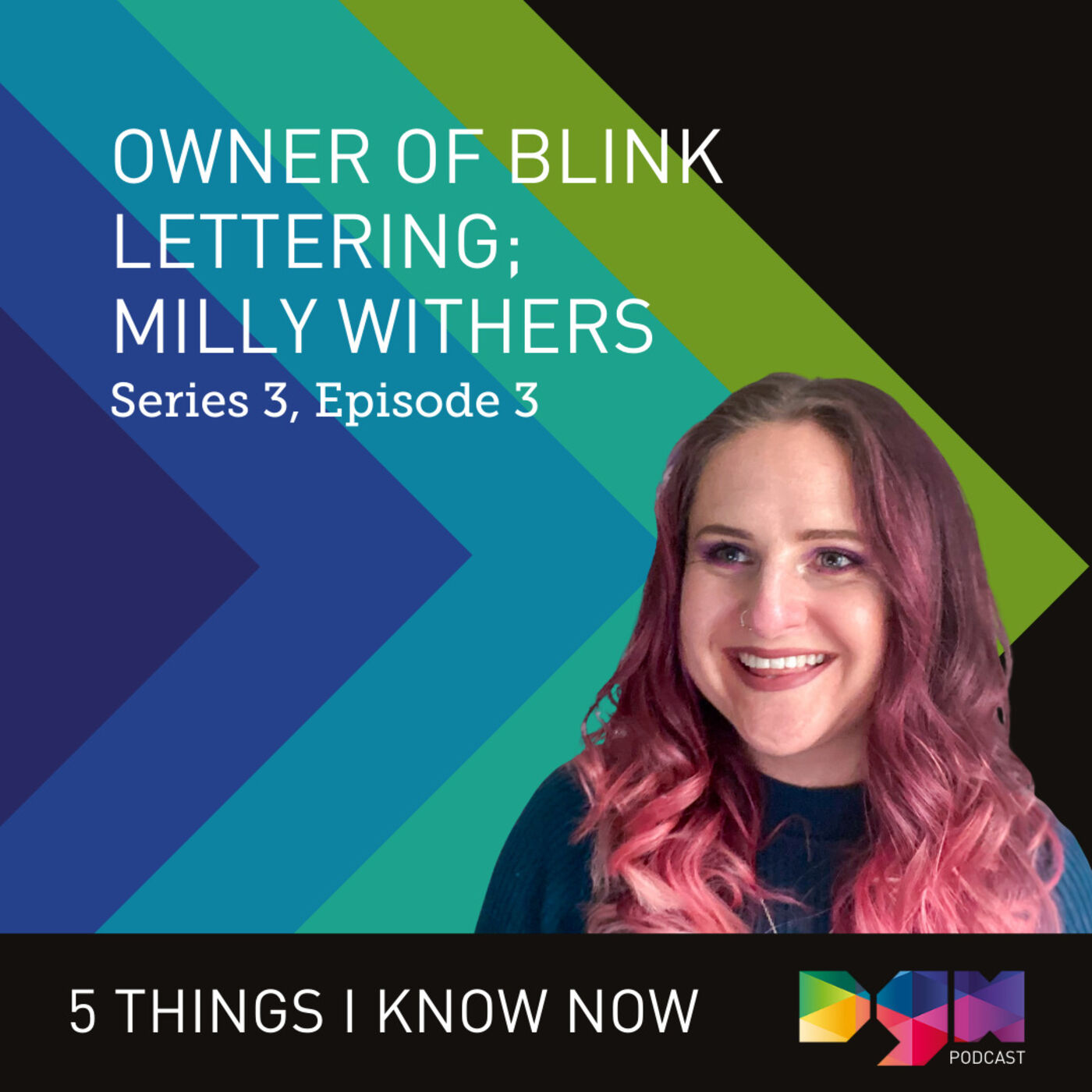 Owner of Blink Lettering; Milly Withers #S3E3