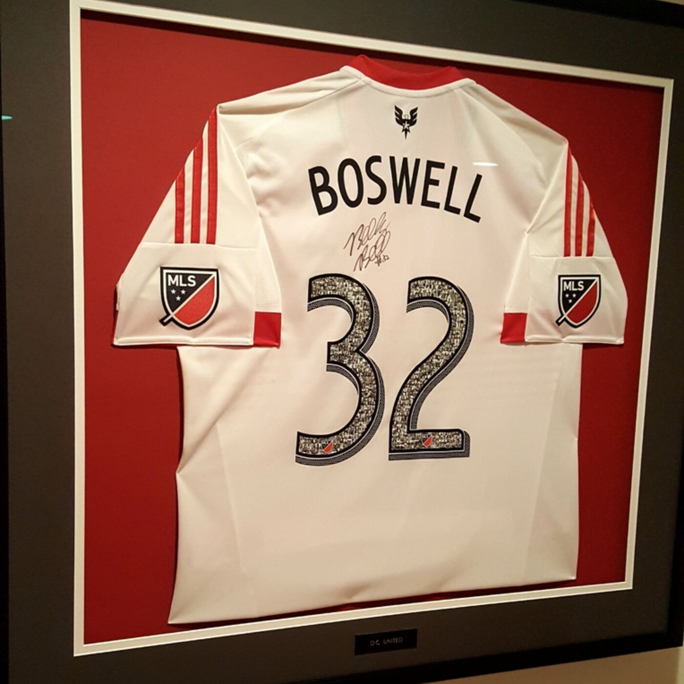Bobby Boswell On The MLS CBA And The Number 32