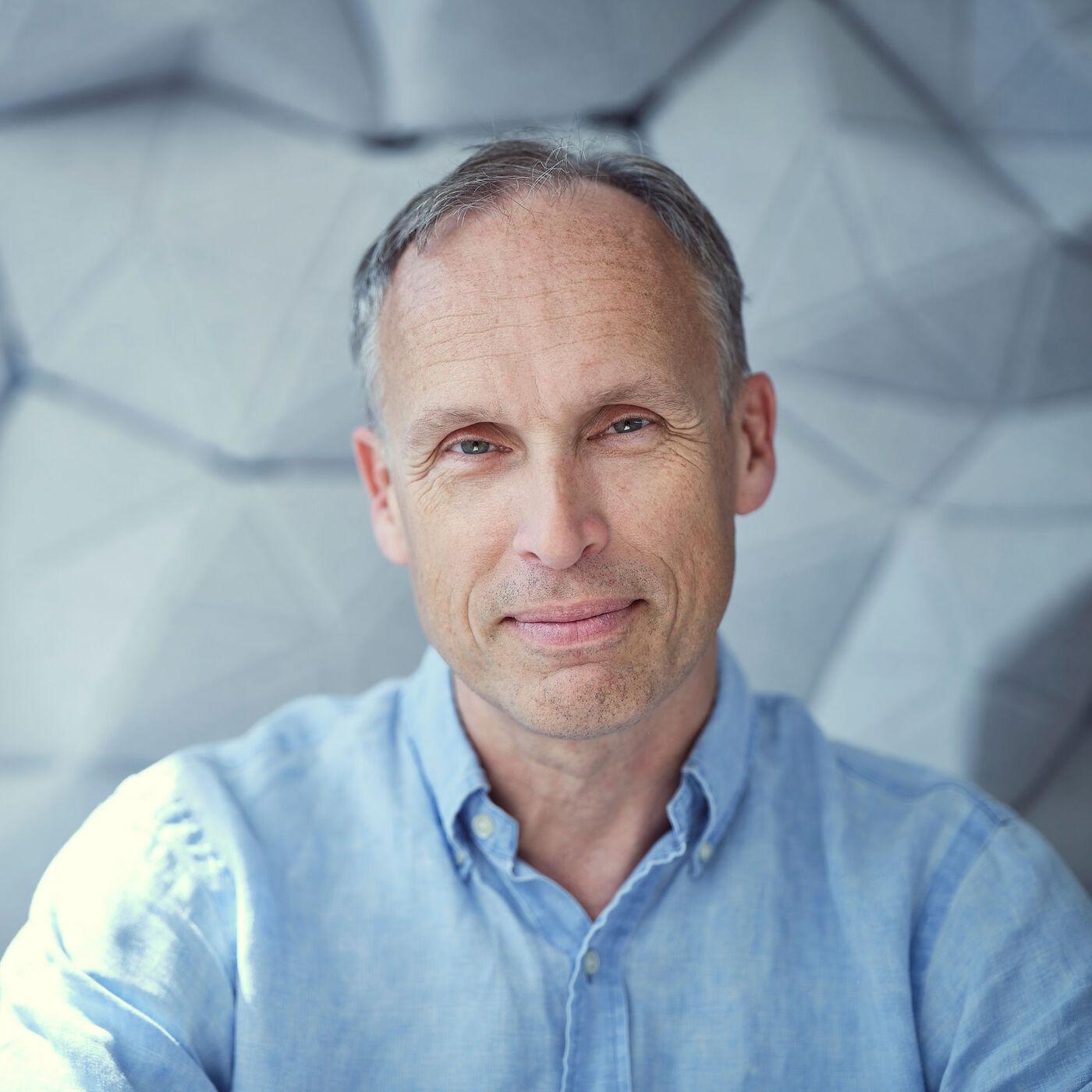 Niklas Hedin CEO of Centiro