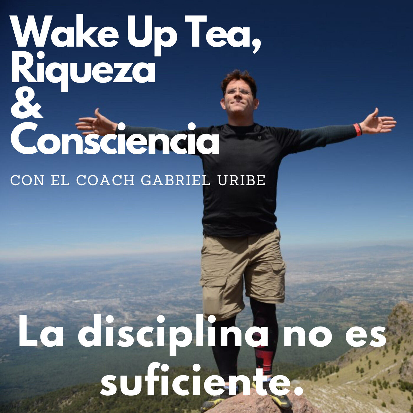La disciplina no es suficiente.