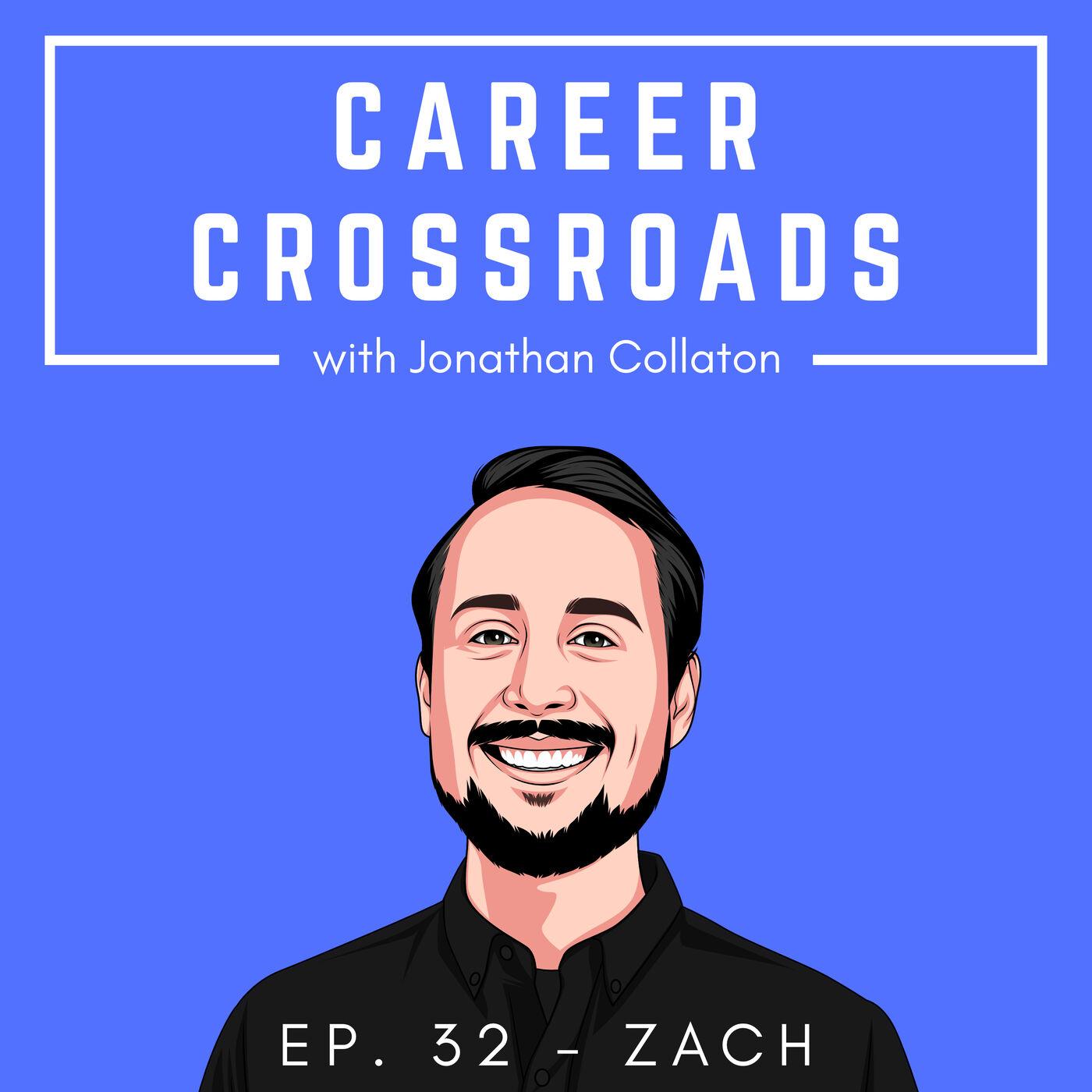 Zach – Politics, to Paramedic, to Policy Analyst
