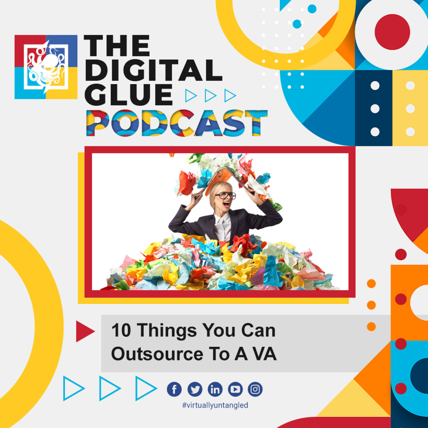 EP: 10 - 10 Things You Can Outsource to a VA ...