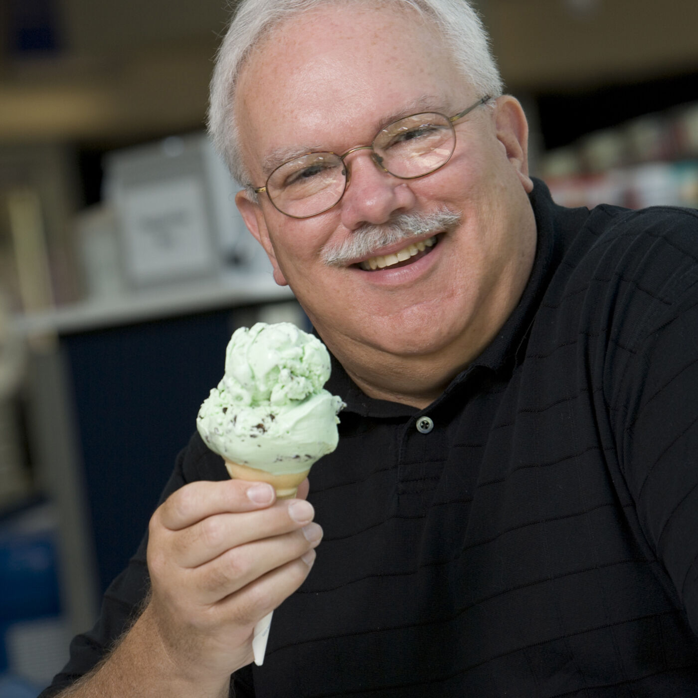 Episode 98: Ice Cream and Football: A Conversation with Lee Stout