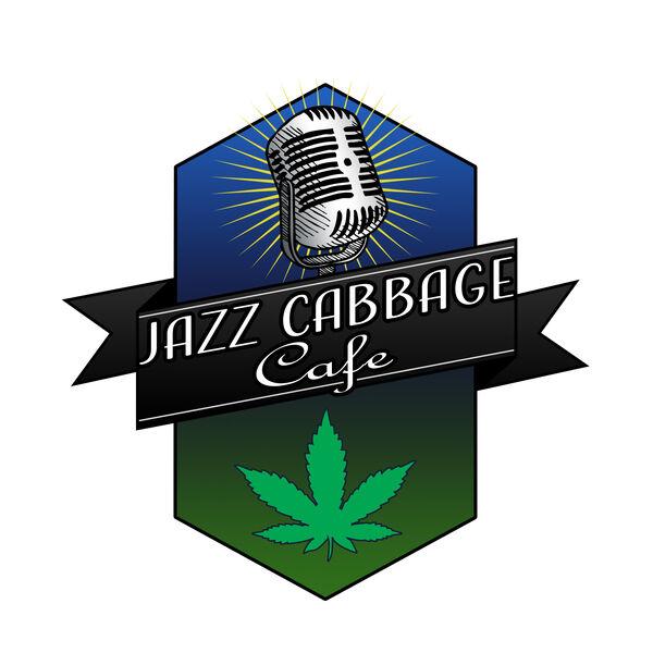 Jazz Cabbage Café Radio Show cannabis podcast Podcast Artwork Image