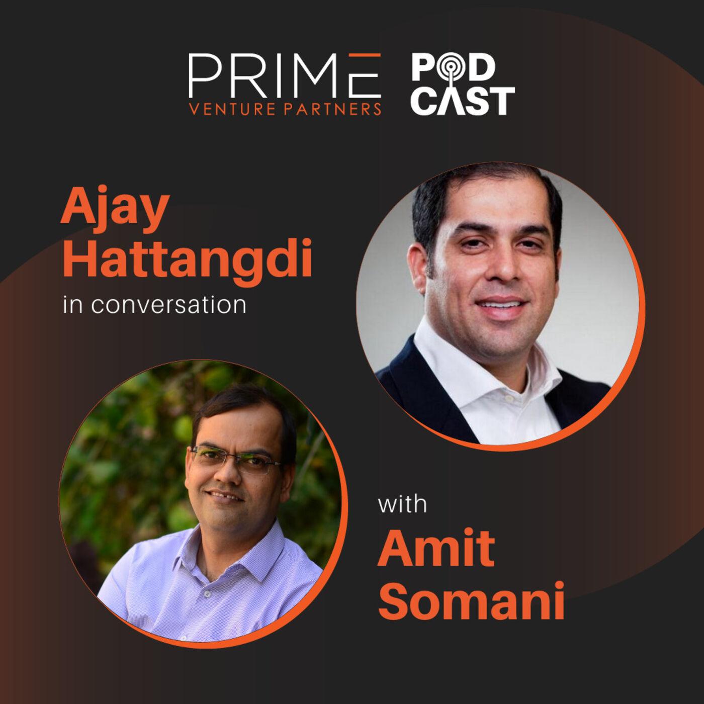 #40 Demystifying Venture Debt with Ajay Hattangdi Managing Partner Alteria Capital