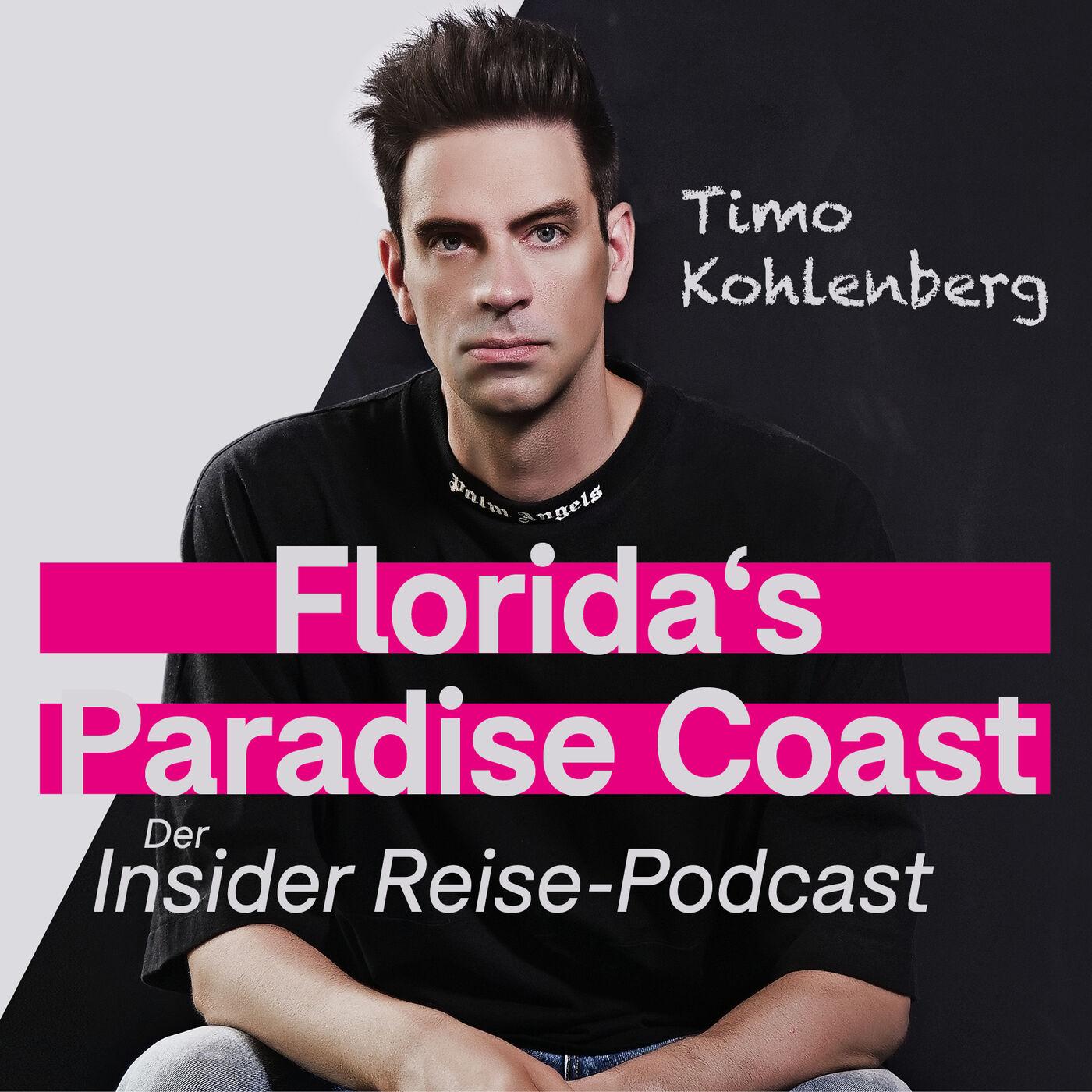 Florida's Paradise Coast: Mit Alligatoren auf Kuschelkurs | Insider Reise Podcast Timo Kohlenberg