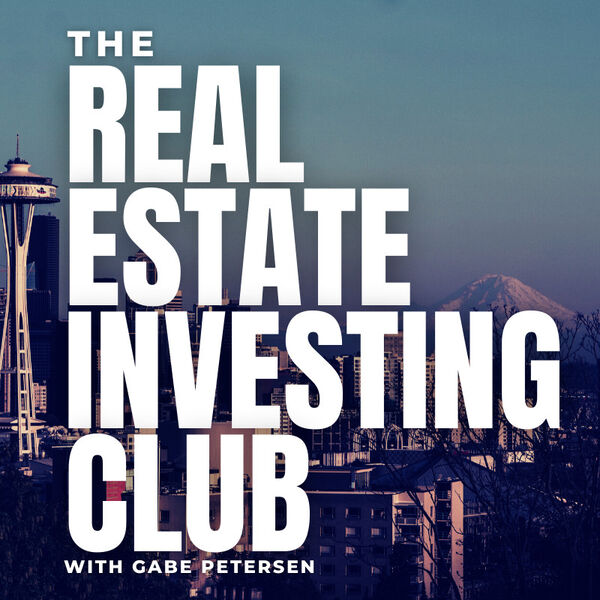 The Real Estate Investing Club Podcast Artwork Image