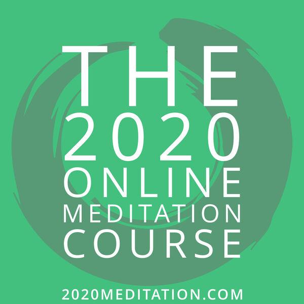 2020 Meditation Podcast Artwork Image