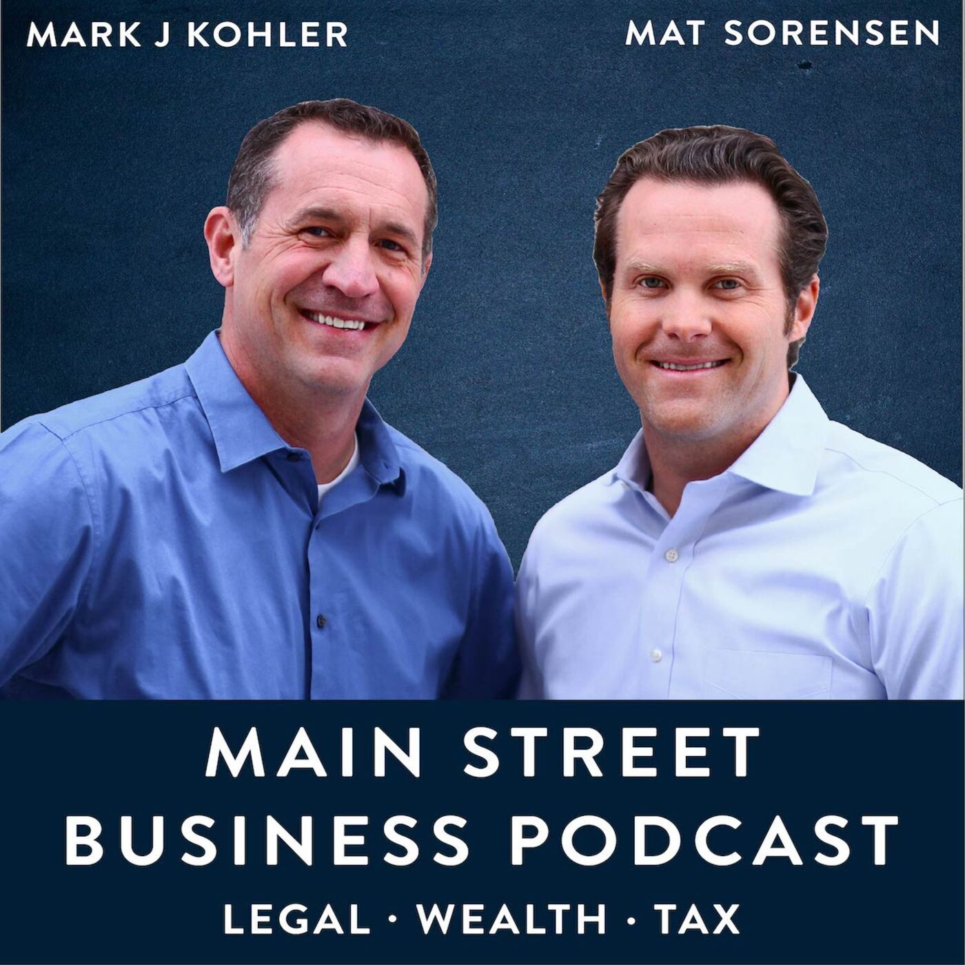 Main Street Business (Refresh Your Wealth)