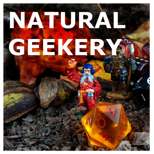 Natural Geekery Podcast Podcast Artwork Image