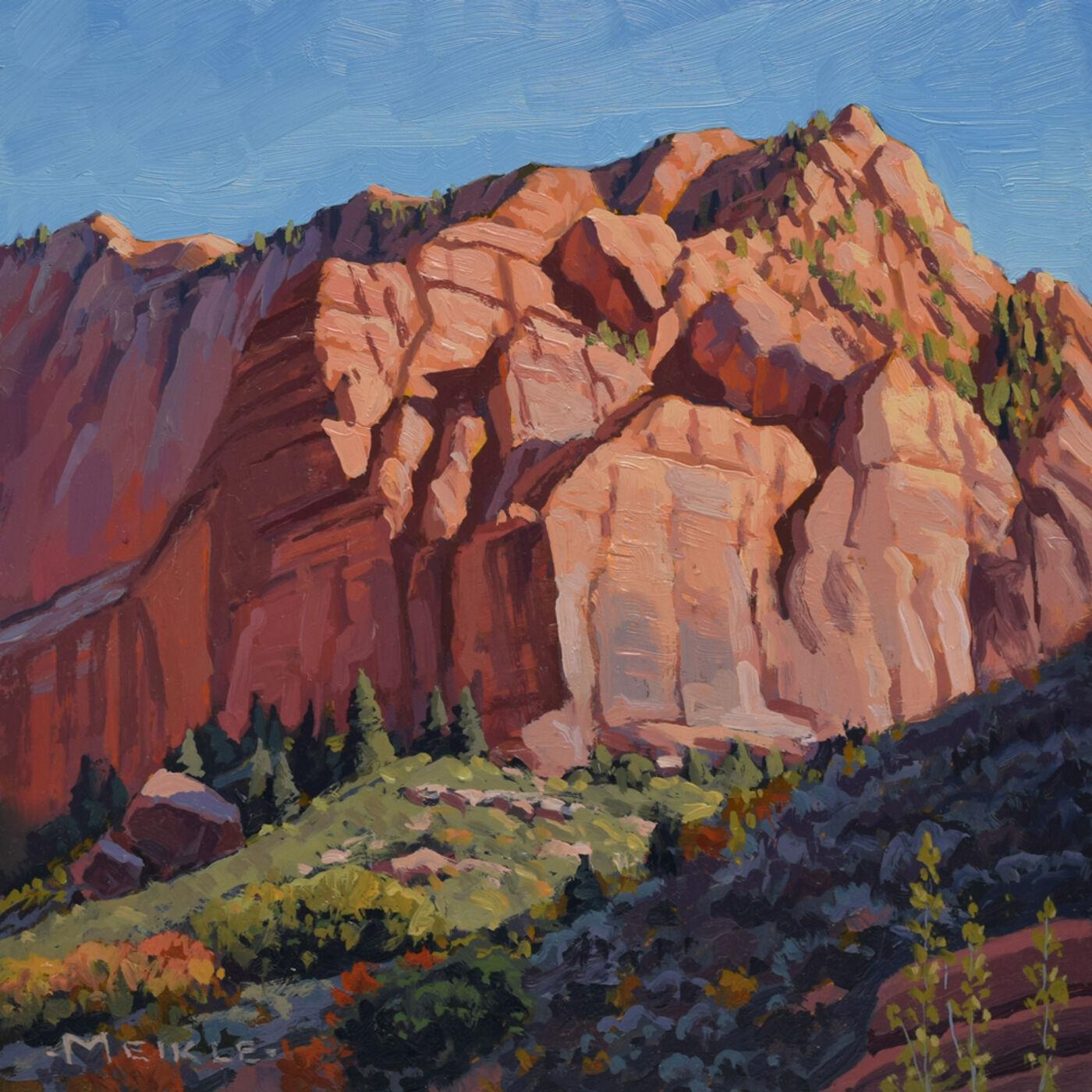 David Meikle: Landscape Painter and Art Director - Epi. 149, Host Dr. Mark Sublette
