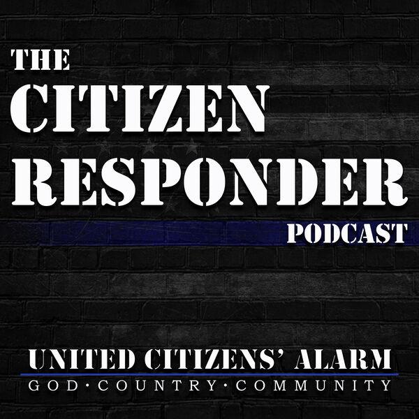 The Citizen Responder Podcast Artwork Image