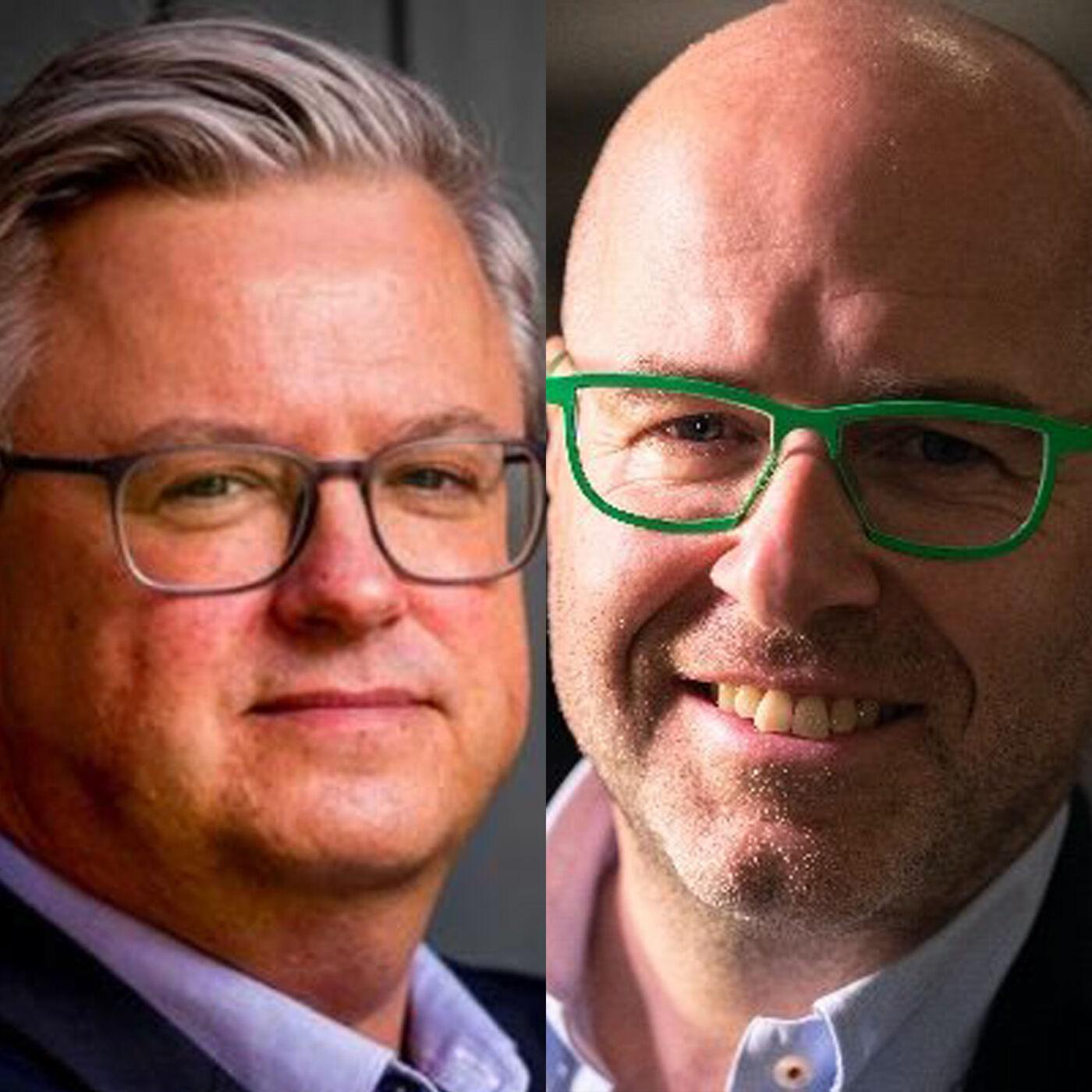 Drabbe en Devos: 'Het communautaire in de antipolitiek'