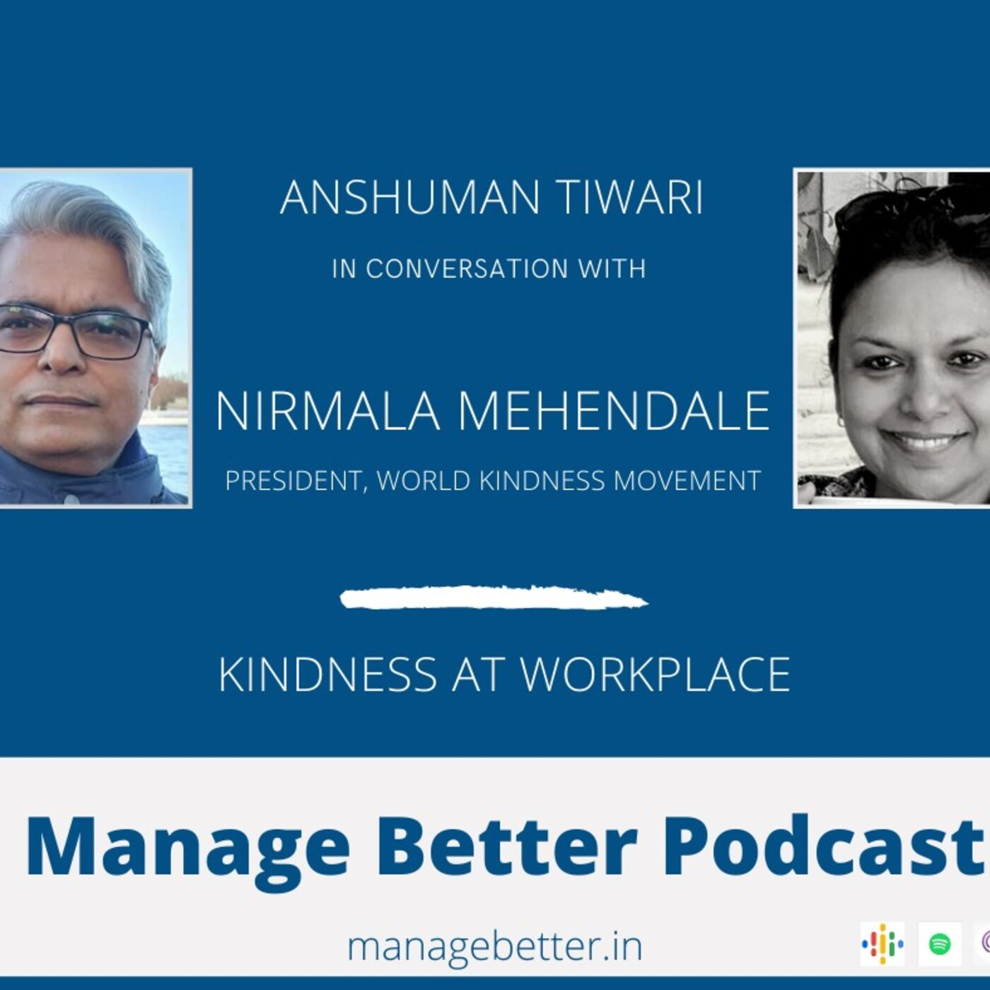 Nirmala Mehandale on Kindness at the Workplace