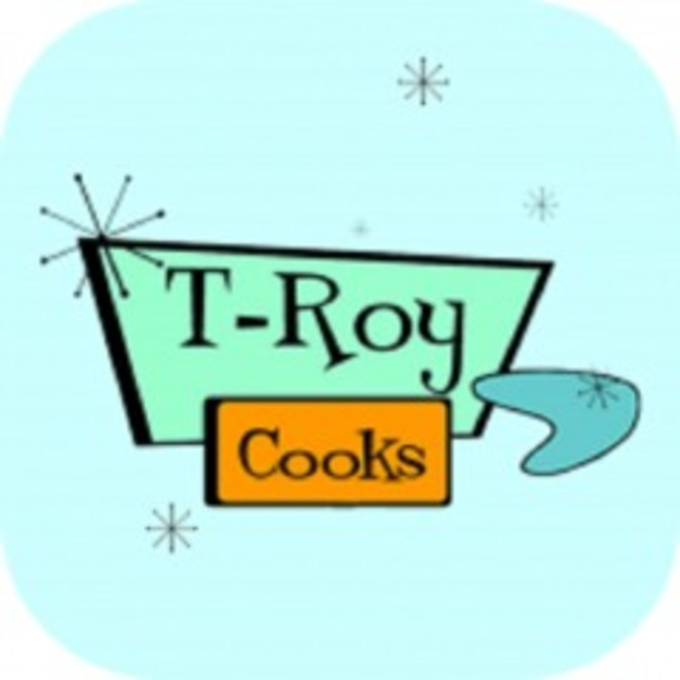 Troy Smith from T-Roy Cooks YouTube Channel, and Bob Healey