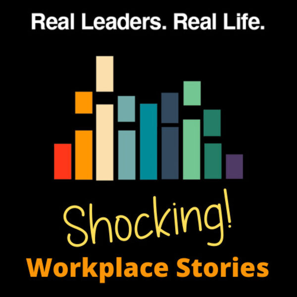 Real Leaders. Real Life. Stories Podcast Podcast Artwork Image